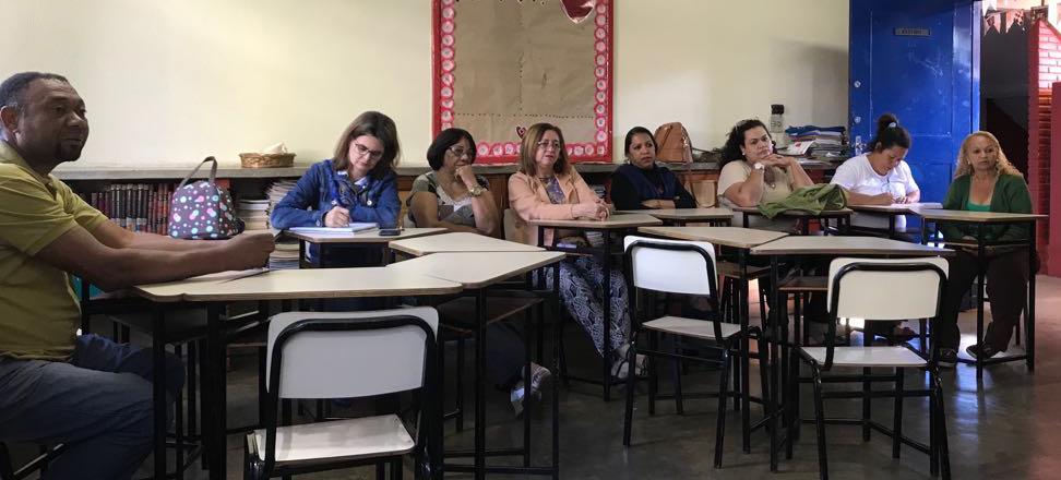 Formação para professores