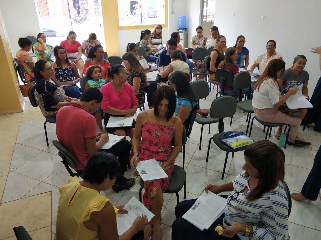 Formação Educação Sanitária Bahia