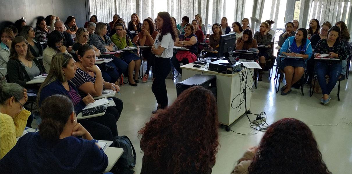Formação Educação Sanitária São Bernardo do Campo