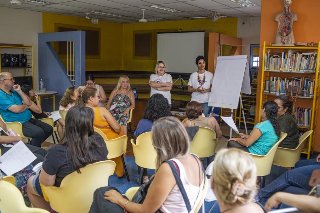 Instituto Melhores Dias realiza formação sobre os 17 Objetivos do desenvolvimento Sustentável da ONU