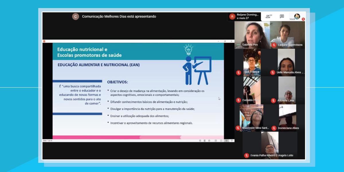 formação online Bahia