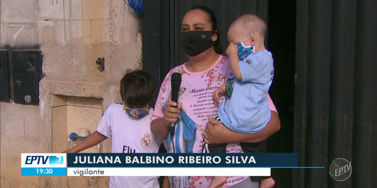 Família de Pouso Alegre reportagem Rede Globo