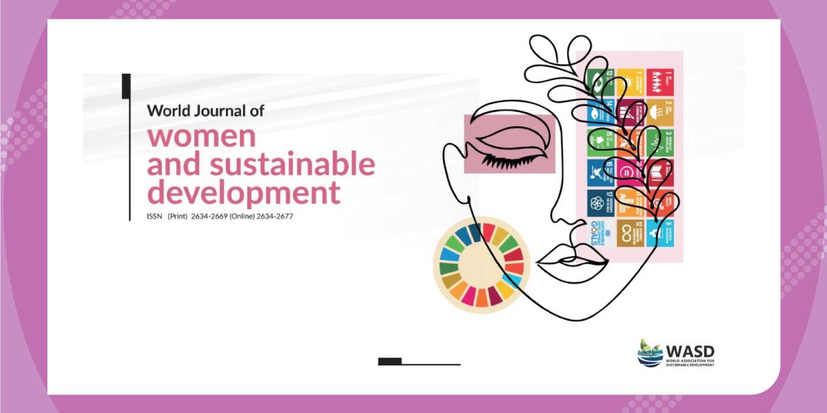 World Journal of Women and Sustainable Development