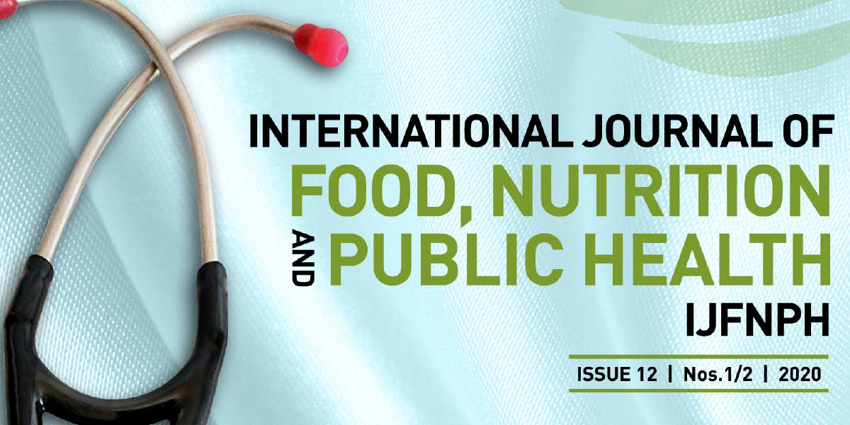Jornal Internacional de Alimentação, Nutrição e Saúde Pública da WASD
