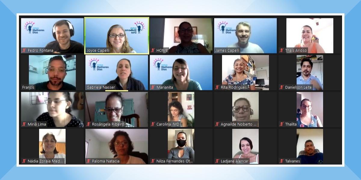 Reunião coordenadores IMD 2021