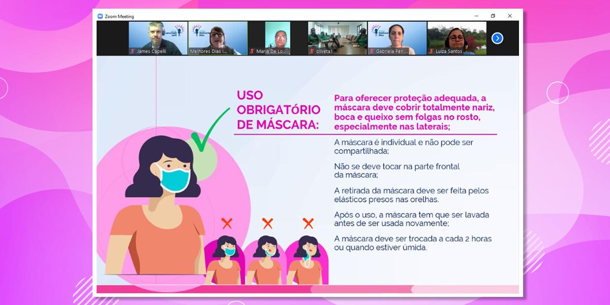 Formação Educação Sanitária Barro Preto